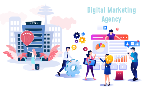 Hotel Digital Marketing Agency in Nepal
