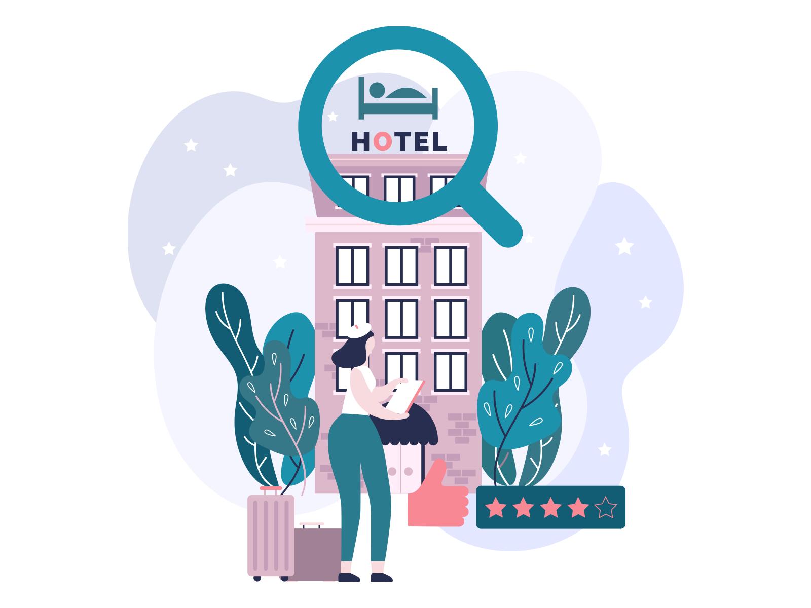 Hotel SEO in Digital Terai
