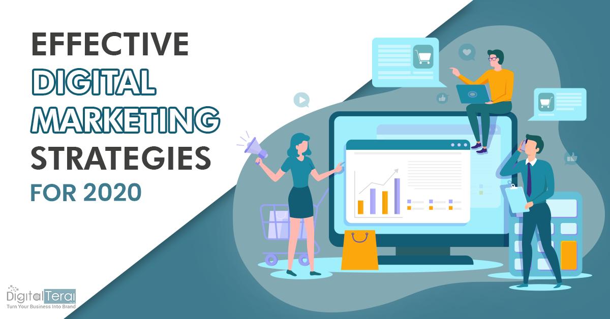 Digital Marketing Strategies 2020