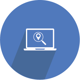 Local Keyword Strategy Icon