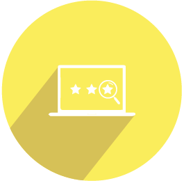 Reviews And Rating Icon