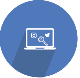 Social Media Audit Icon