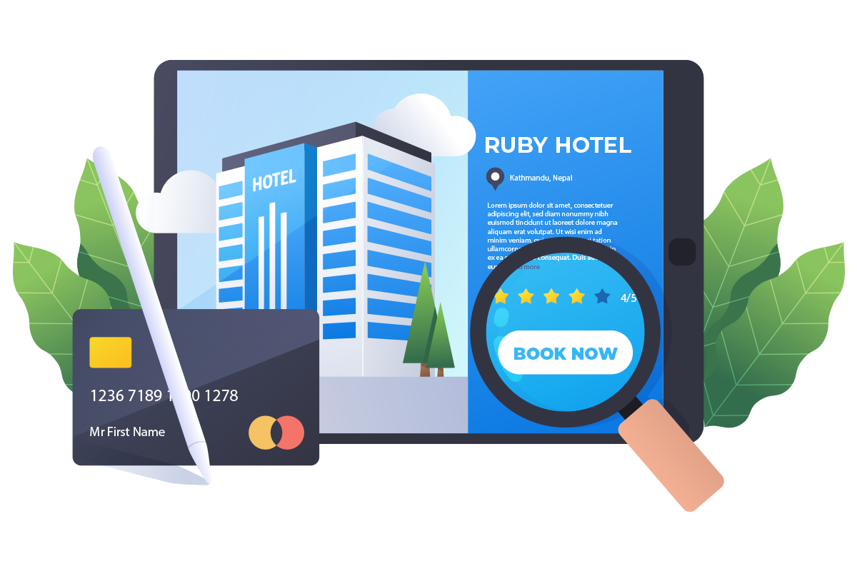 Hotel Digital Marketting